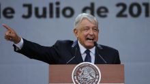 Mexico president opposes prosecuting predecessors
