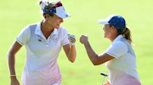 USA extend Solheim Cup lead