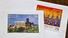 Briefmarken tragen künftig Matrixcode neben dem Motiv