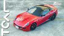 躍馬狂嘶 Ferrari 599 GTO 超跑試駕 - TCAR