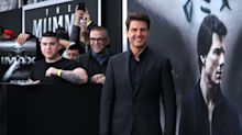Tom Cruise says he did not wear a prosthetic butt in 'Valkyrie'