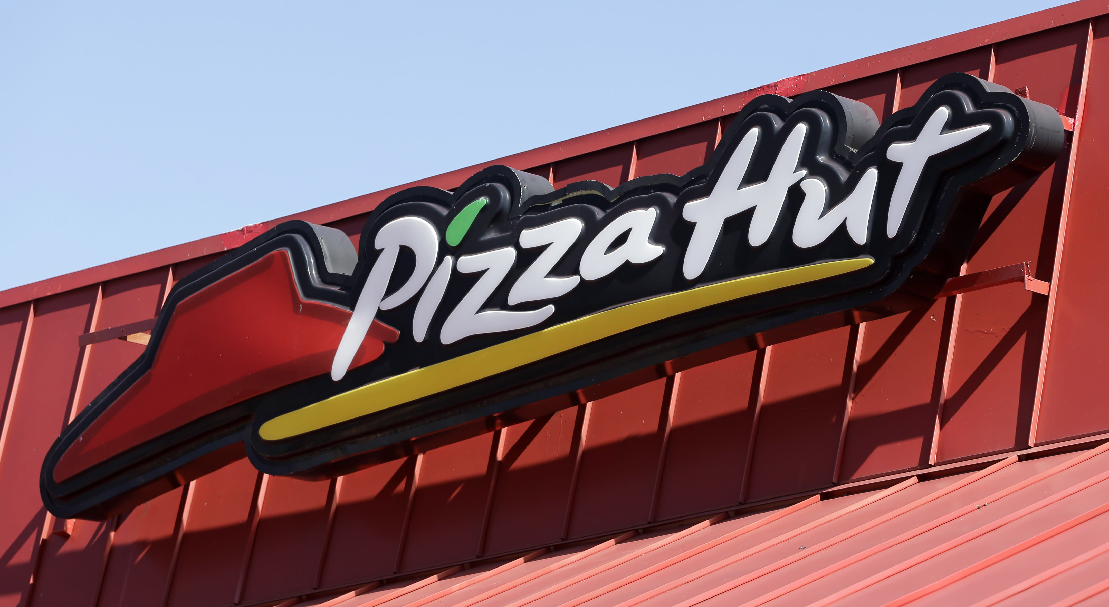Why Pizza Hut is selling a colossal 2-foot pizza during the coronavirus pandemic