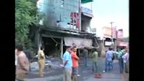 Fire engulfs a hotel in Kashmir, at least four killed - local media