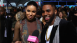Video: Jordin Sparks and Jason Derulo Respond to His Sexiest Man Title at AMAs