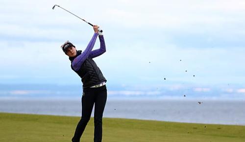 Golf: Gal in Portland auf Rang 55 - Sieg für Lewis