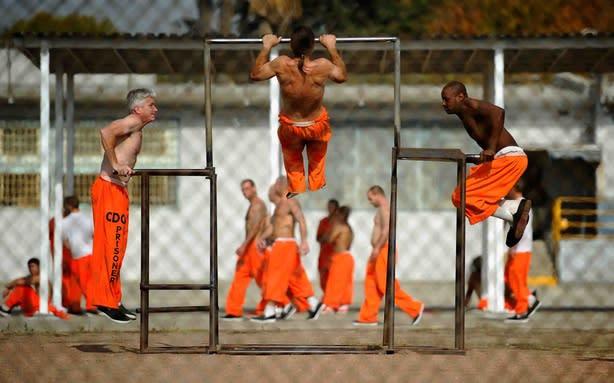 Black Men Live Longer Inside Prison Than Out