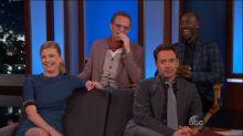Cast of 'Civil War' Reveals Horrors of Wearing Superhero Costumes