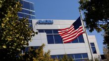 Cost controls help offset lower Amgen first-quarter drug sales