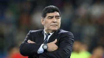 """Maradona stänkert über Sampaoli-Taktik: """"Eine Schande"""""""