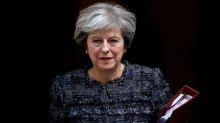 Taking back control? Britain's May to make high-stakes Brexit speech