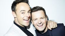 Ant and Dec discover they're distantly related