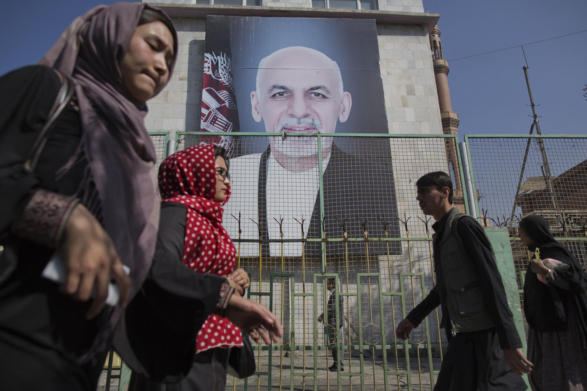 High-Stakes Afghan Vote Paves Way For Next Hurdle: 2019 Election