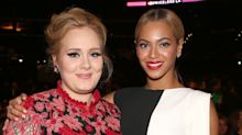 Adele Dancing to Bey's Coachella Set Is Great