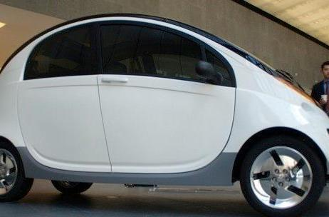 Chrysler's Peapod NEV killed in bankruptcy