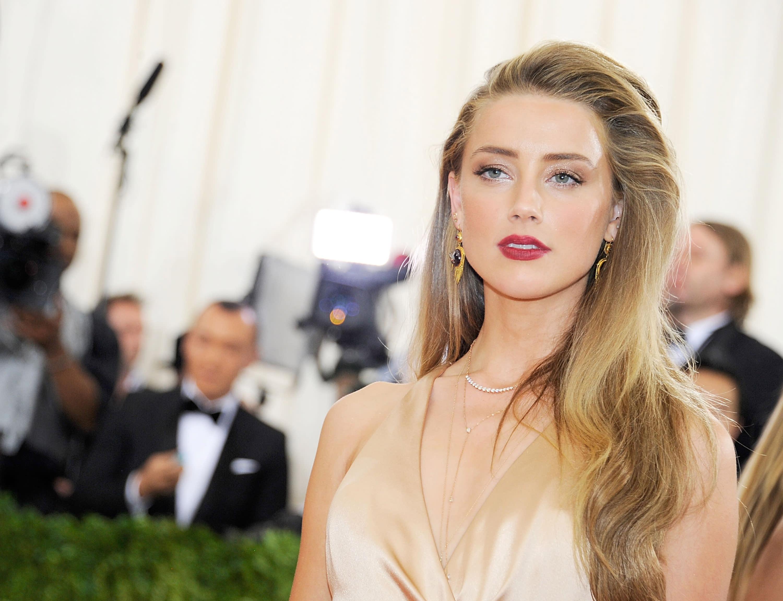 Harperamber: Amber Heard Won't Play Characters Called Beautiful