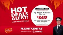 Flight Centre Hot Deal Alert: Bali