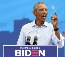 Obama says Trump is 'jealous of COVID's media coverage'