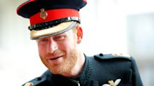 Prince Harry says 'the military made me who I am today' in stand-up charity appearance