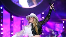 Ellie Goulding 'can't imagine' performing on stage again after becoming 'more introverted' in lockdown