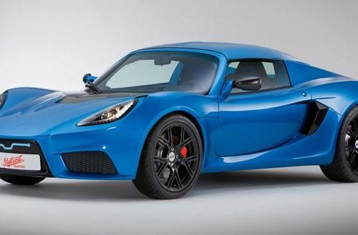 Detroit Electric reveals the SP:01 sports EV with stick shifting, traces of Tesla