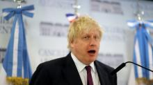 Johnson says Britain must ditch EU tariff rules quickly - Bloomberg