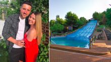 British holidaymaker, 23, could be paralysed after waterpark slide accident in Benidorm