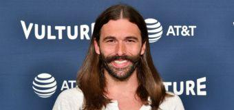 TV star reveals he's HIV positive