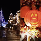 Disney's TikTok Of The Park's Fall Transformation Will Have You SO Excited For The Season