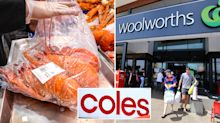 'False advertising': Coles and Woolworths shoppers' wild claims amid lobster rage