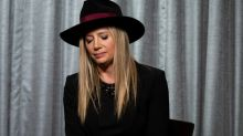 Mira Sorvino claims she was 'gagged with a condom' during audition