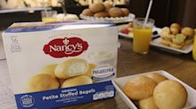 Brunching At Home Just Got Easier And More Delicious With Launch Of New Nancy's Petite Stuffed Bagels