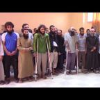 Syrian Islamic State Fighters Escorted Out of Raqqa Under New Agreement