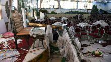 IS bomber kills 63 at Kabul wedding as US finalises pullout