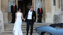 Meghan Markle has sparked a surge in Givenchy and Stella McCartney sales