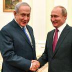 Netanyahu-Putin to meet in Russia on Wednesday