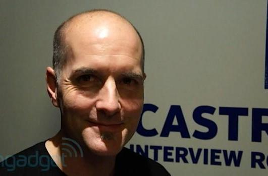 The Engadget Interview: Design Head Peter Skillman on Nokia Here