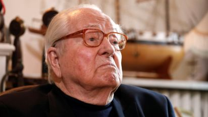 Jean-Marie Le Pen : sa fille Marine lui a rendu visite à l'hôpital