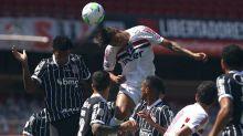 Jô pode ser punido por suposto soco em zagueiro em São Paulo x Corinthians?