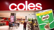 Coles launches Costco-like jumbo household staples