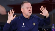Nuggets Coach Mike Malone: Clippers Were 'Odds-On Favorite' Over Lakers