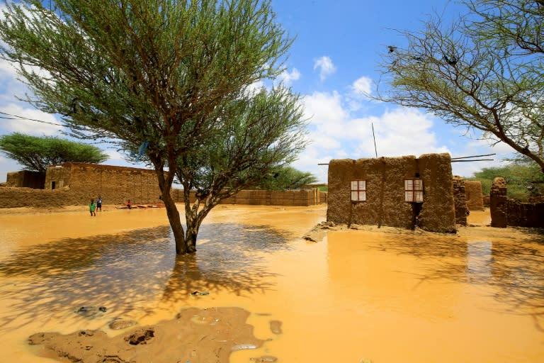 Floods affect more than 50,000 in Sudan: UN