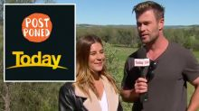 Outrage as kids 'dumped' for Chris Hemsworth's TV gatecrash