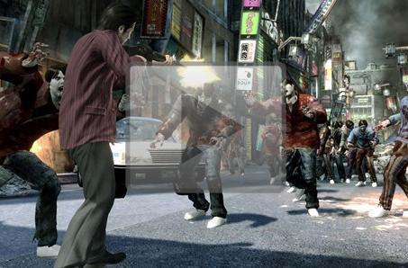 First Yakuza: Of the End trailer and screens shamble out of TGS