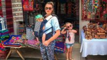 Mum Uses Maternity Leave To Travel The World For The Second Time, With Partner, Newborn And Toddler