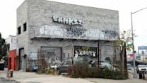 Graffiti artist Banksy brings his New York residency to an end