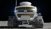 Japan Aerospace Exploration Agency and Toyota sign 3-year deal to develop a fuel cell Moon rover