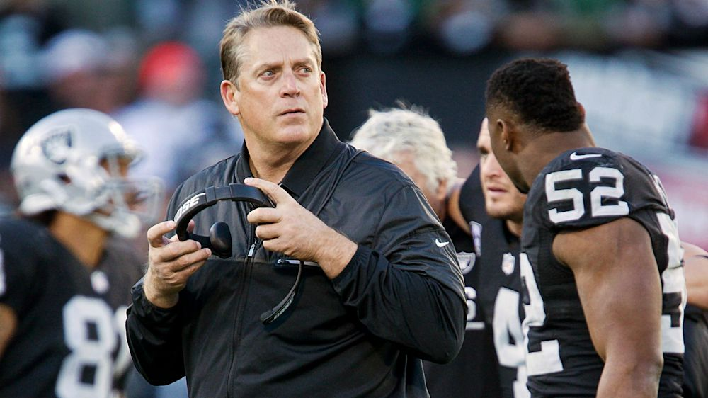 Raiders suddenly are the NFL's most well-behaved team