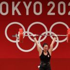 Weightlifter Maude Charron earns Canada's second gold medal in Tokyo