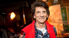 Ronnie Wood reveals all-clear after second cancer diagnosis in lockdown