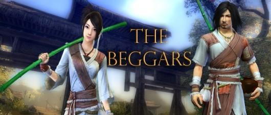Age of Wushu invites you to be a beggar